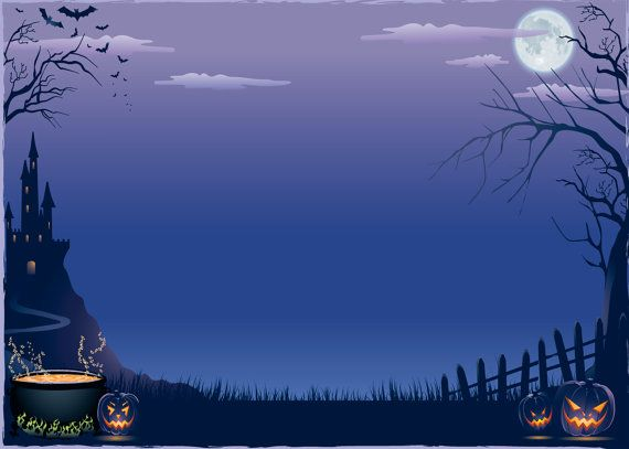 Pin by rachael the. Clipart halloween backdrop