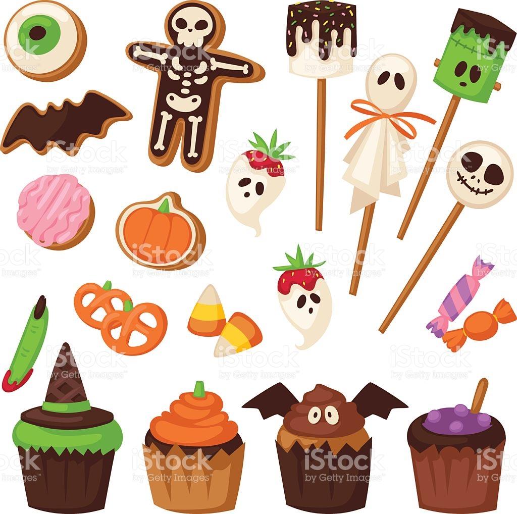 Clipart halloween bake sale. Clip art arts for