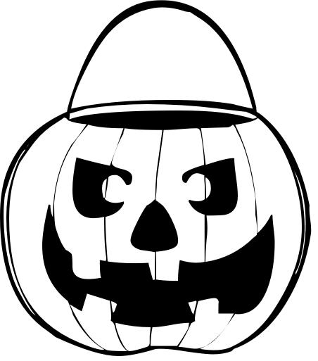 Bag clip art panda. Clipart halloween basket