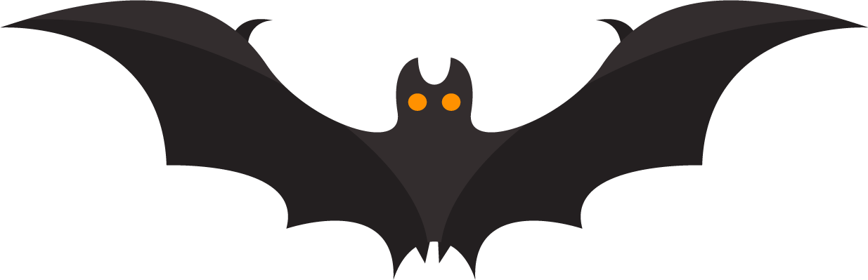 Clipart halloween bat. Png transparent free images