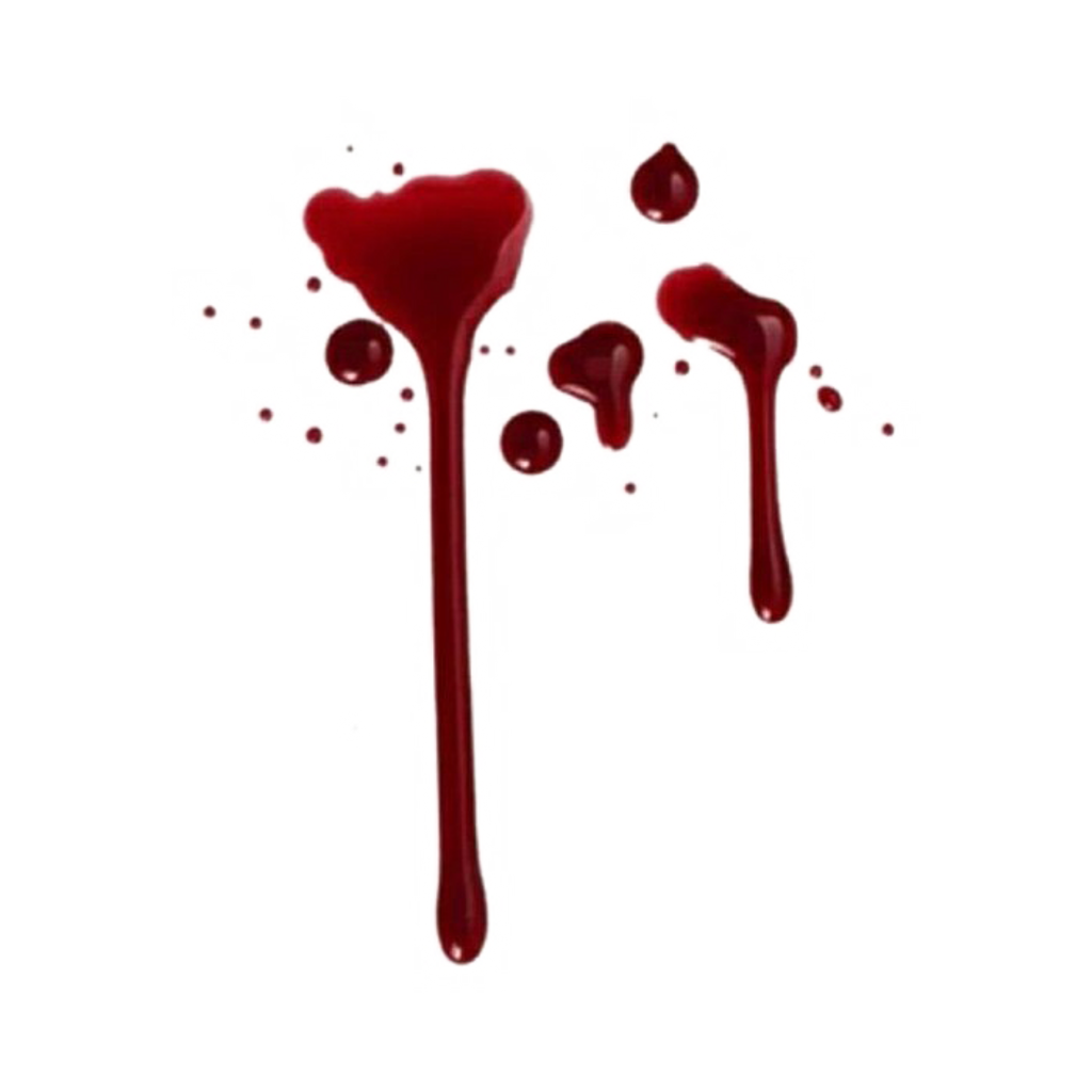 Clipart halloween blood. Splatter bloody drip memezasf