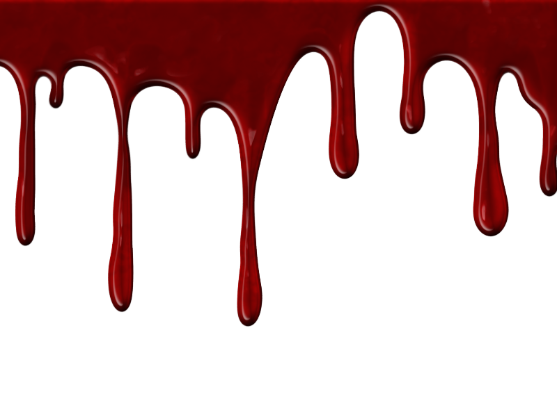 Dripping drawing at getdrawings. Clipart halloween blood