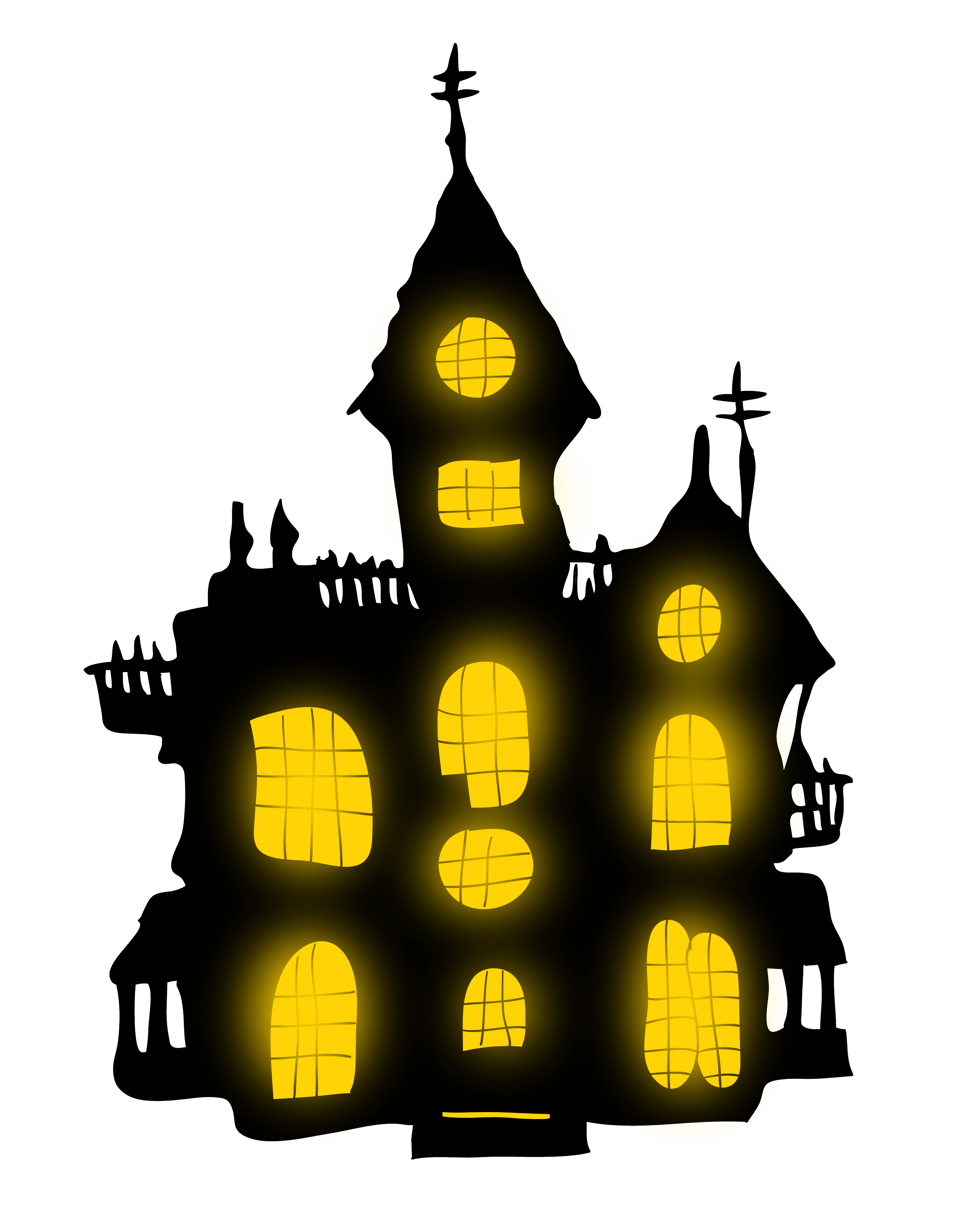 Clipart halloween castle. Transparent picture gallery yopriceville
