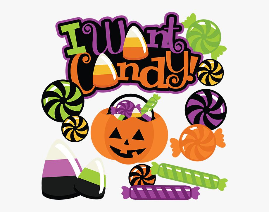 Candy cute clip art. Clipart halloween chocolate