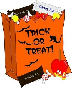 Clip art candy images. Clipart halloween chocolate