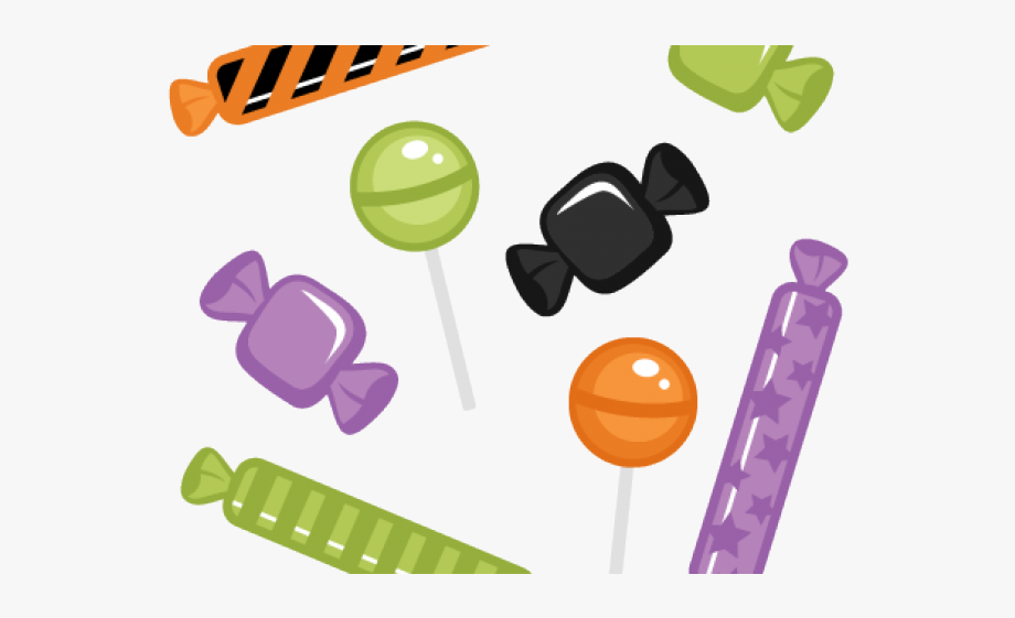 Clipart halloween chocolate. Free candy