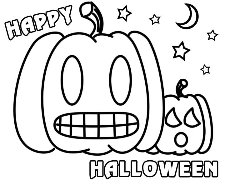 Clipart halloween color. To free cliparts download