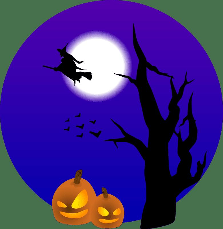 free clip art. Clipart halloween creepy