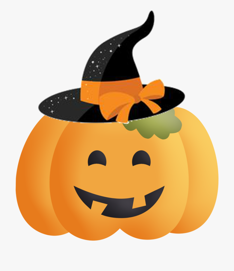 Clipart halloween cute. Happy pumpkin abobora png