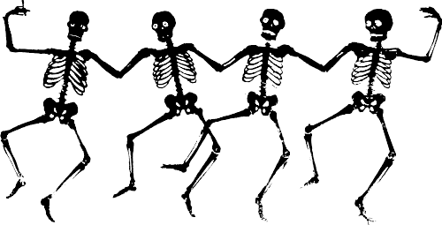 Free dance cliparts download. Clipart halloween dancing
