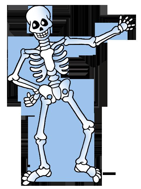 Free skeleton public domain. Halloween clipart dancing