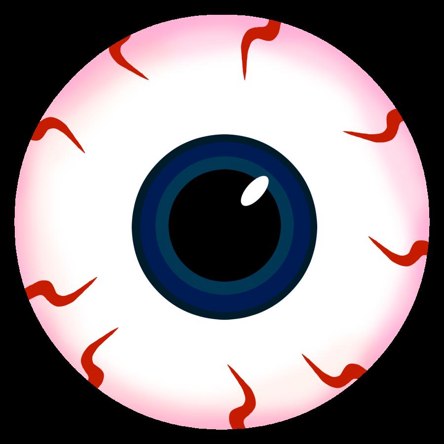 Free download best on. Halloween clipart eyeball