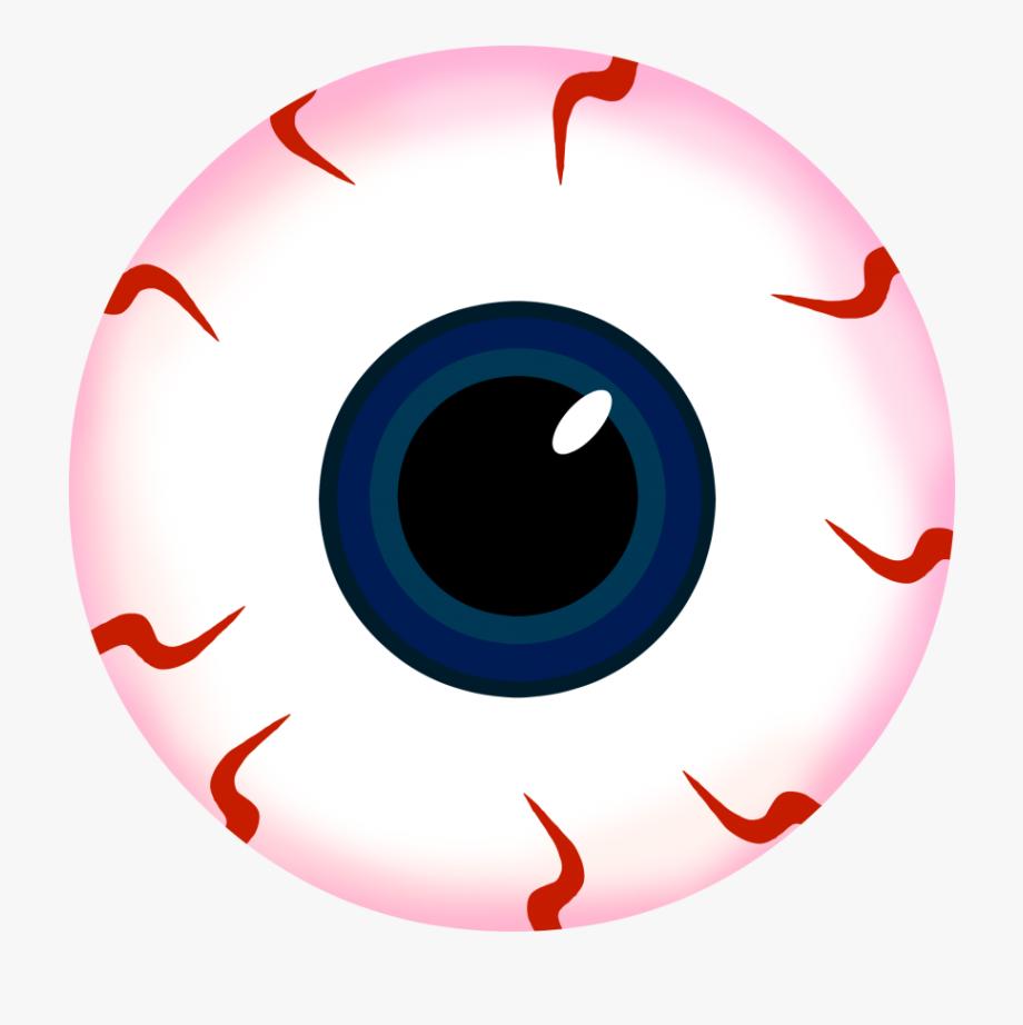 Eye printable free . Eyeballs clipart halloween