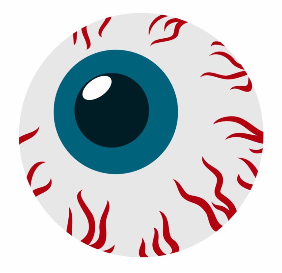 Eyeballs clipart halloween. Eyeball scared eyes png