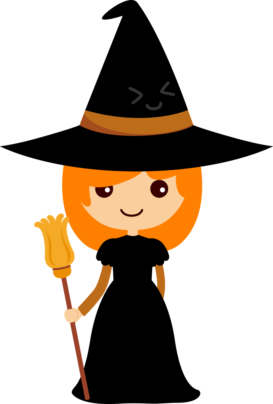 O m gico de. Witch clipart three witch