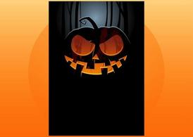 Clipart halloween flyer. Free graphicss and vector