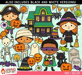 Party . Clipart halloween fun