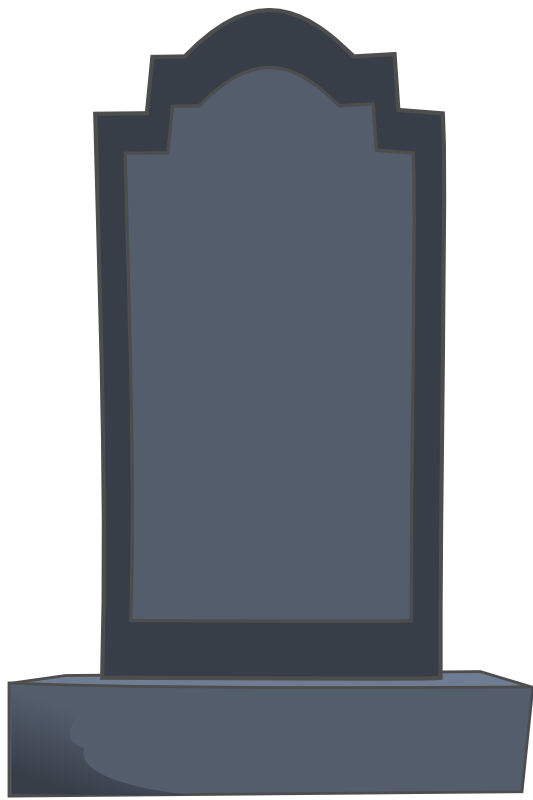 Blank tombstone clip art. Clipart halloween grave