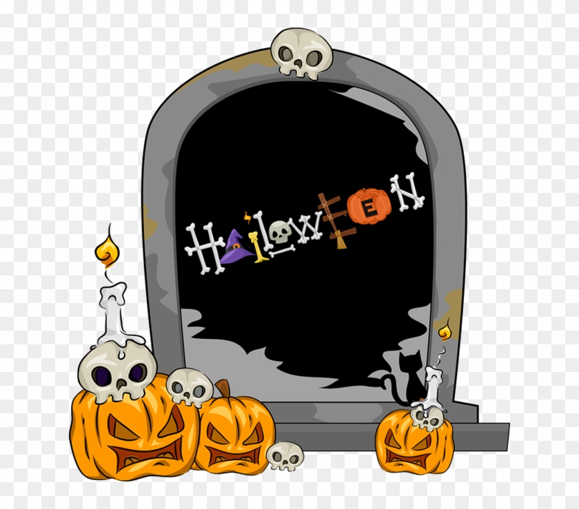 Collection of gravestones high. Clipart halloween grave