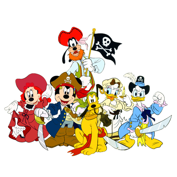 Pirates clipart goofy. Disney halloween pinterest