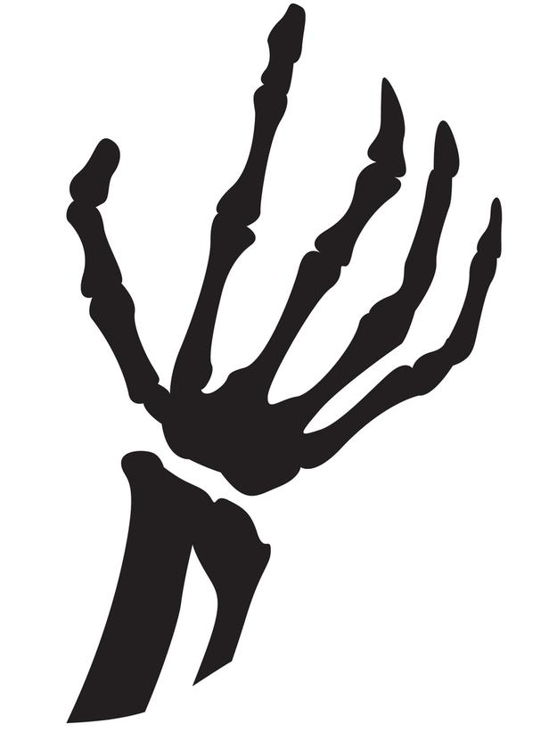 Clipart halloween hand. Free cliparts download clip