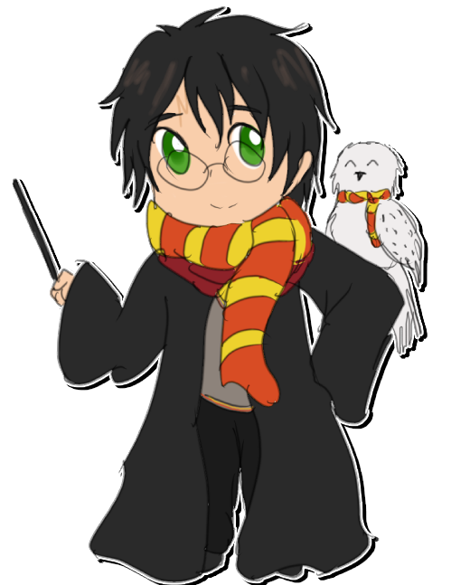 Clipart halloween harry potter.  collection of high