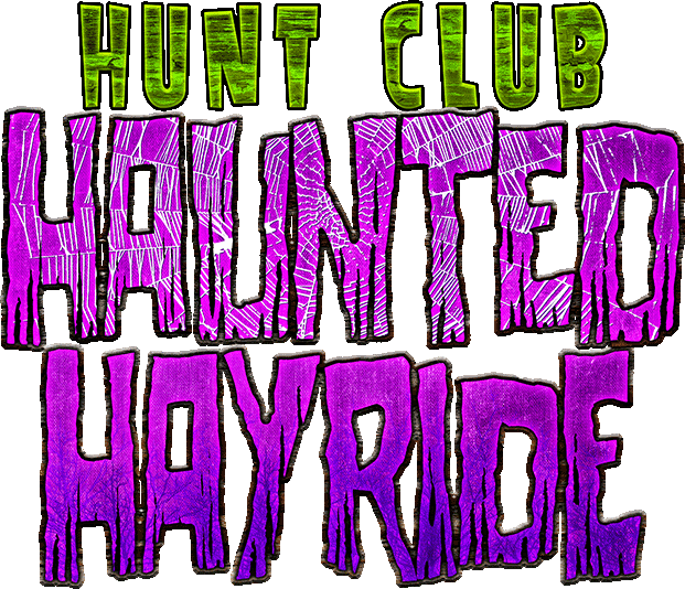 Clipart halloween hayride. Haunted hunt club farm