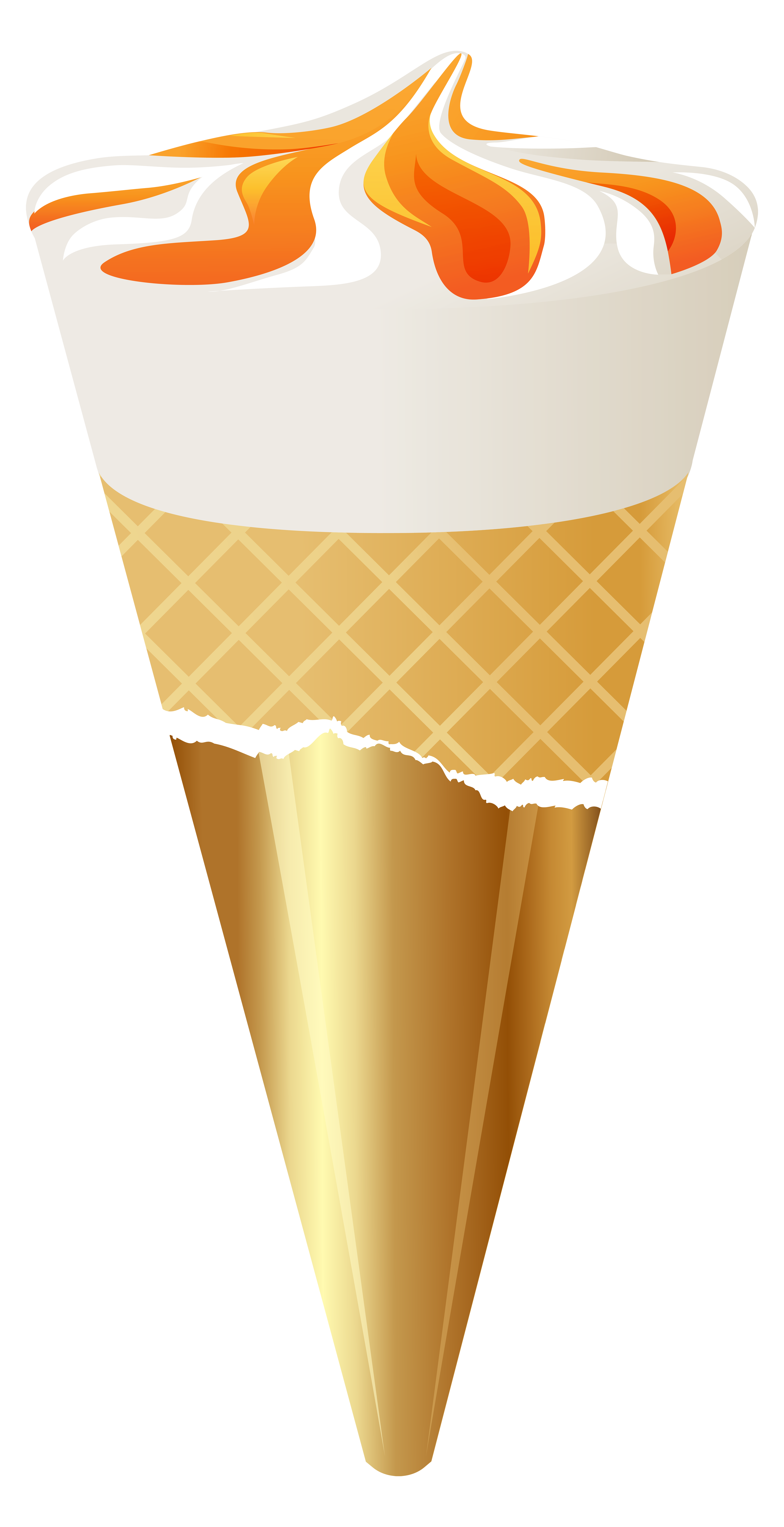 Clipart halloween ice cream. Cone transparent png clip