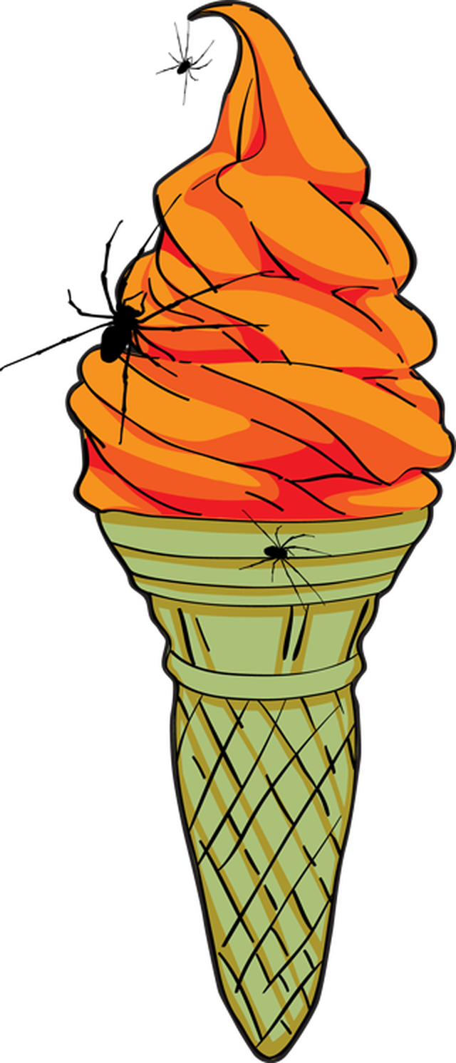 Clipart halloween ice cream.  collection of high