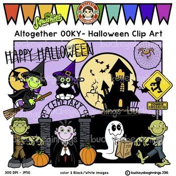 Clipart halloween kindergarten. Clip art squishies free