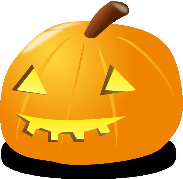 Pumpkin lantern clip art. Clipart halloween light