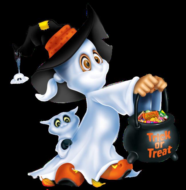 Image du blog mamietitine. Clipart halloween light