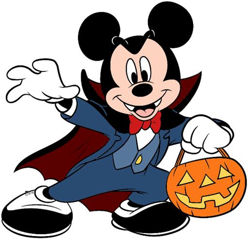 Disney clip art galore. Clipart halloween mickey