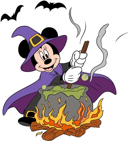 Disney halloween clip art. Frankenstein clipart minnie mickey