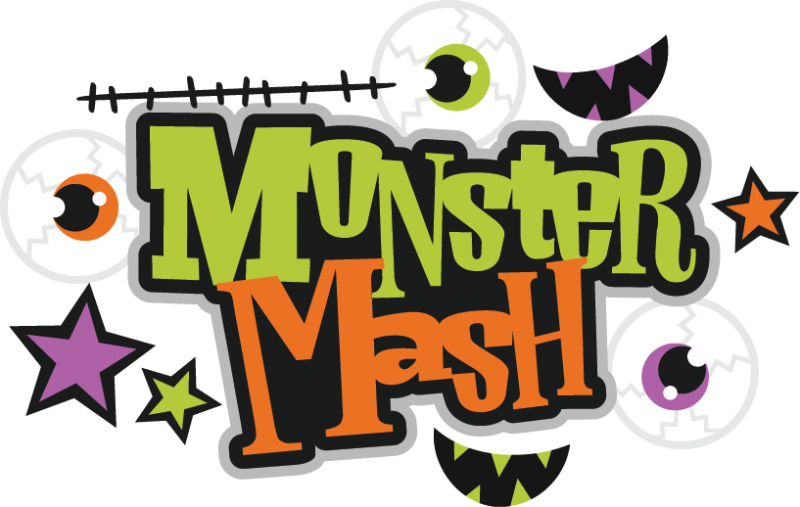 monster clipart halloween