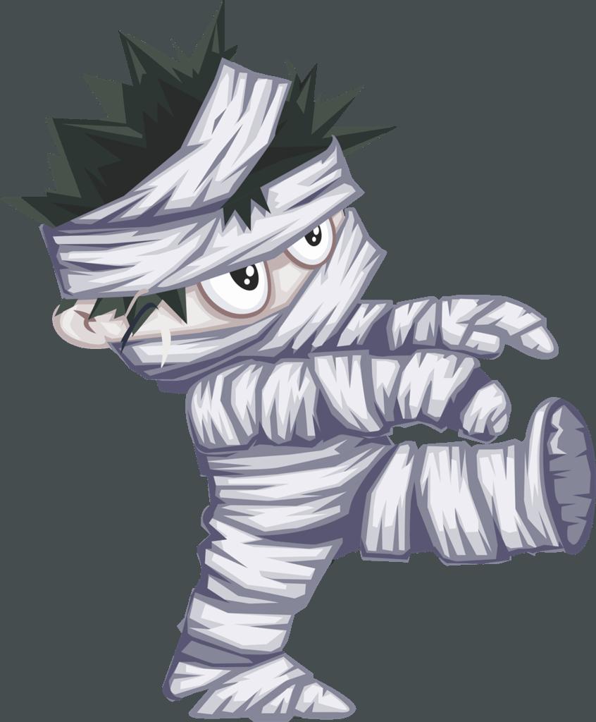 Clipart halloween mummy. Monster alert how will