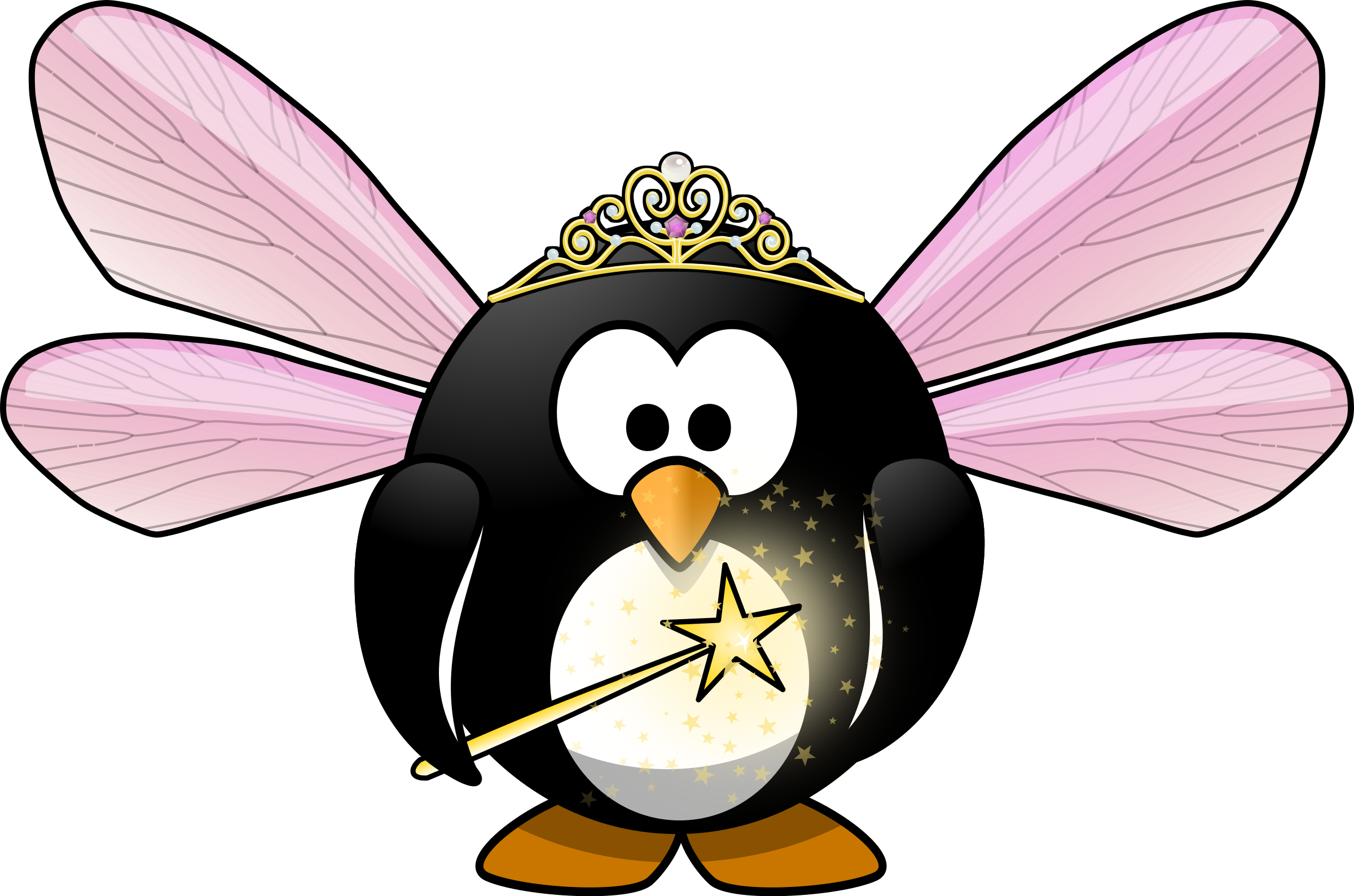 collection of high. Halloween clipart penguin