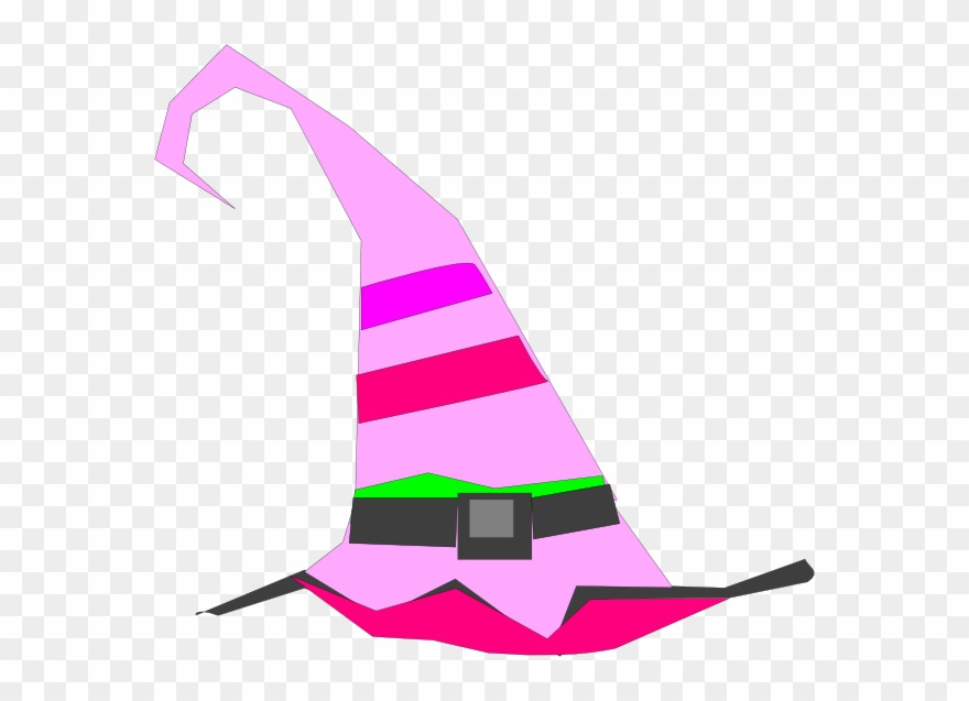 Witch clipart pink.  collection of halloween