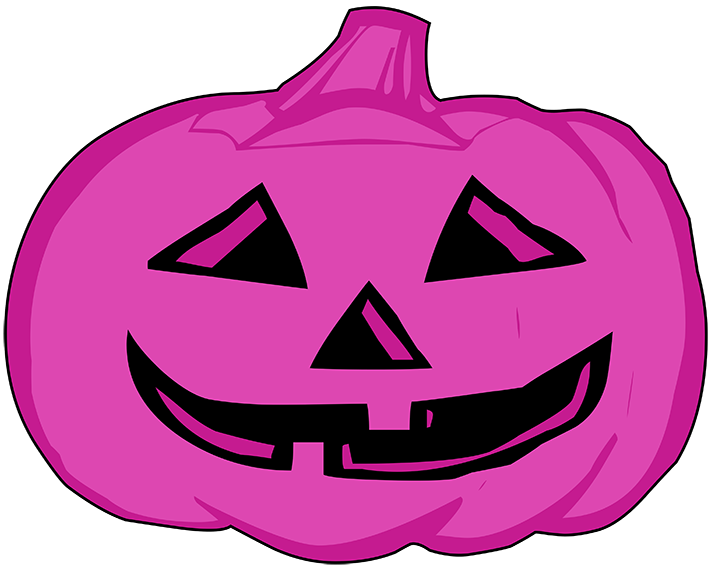 collection of high. Clipart halloween pink