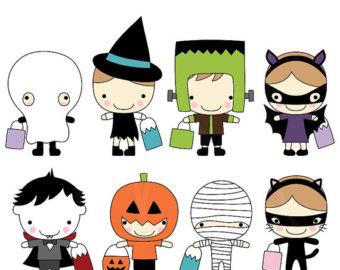 For preschoolers clip art. Clipart halloween preschool