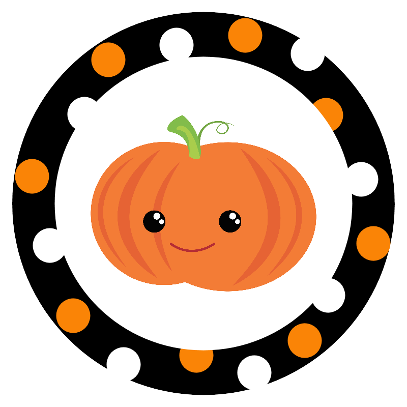 Clipart halloween printable. Free stickers clip art