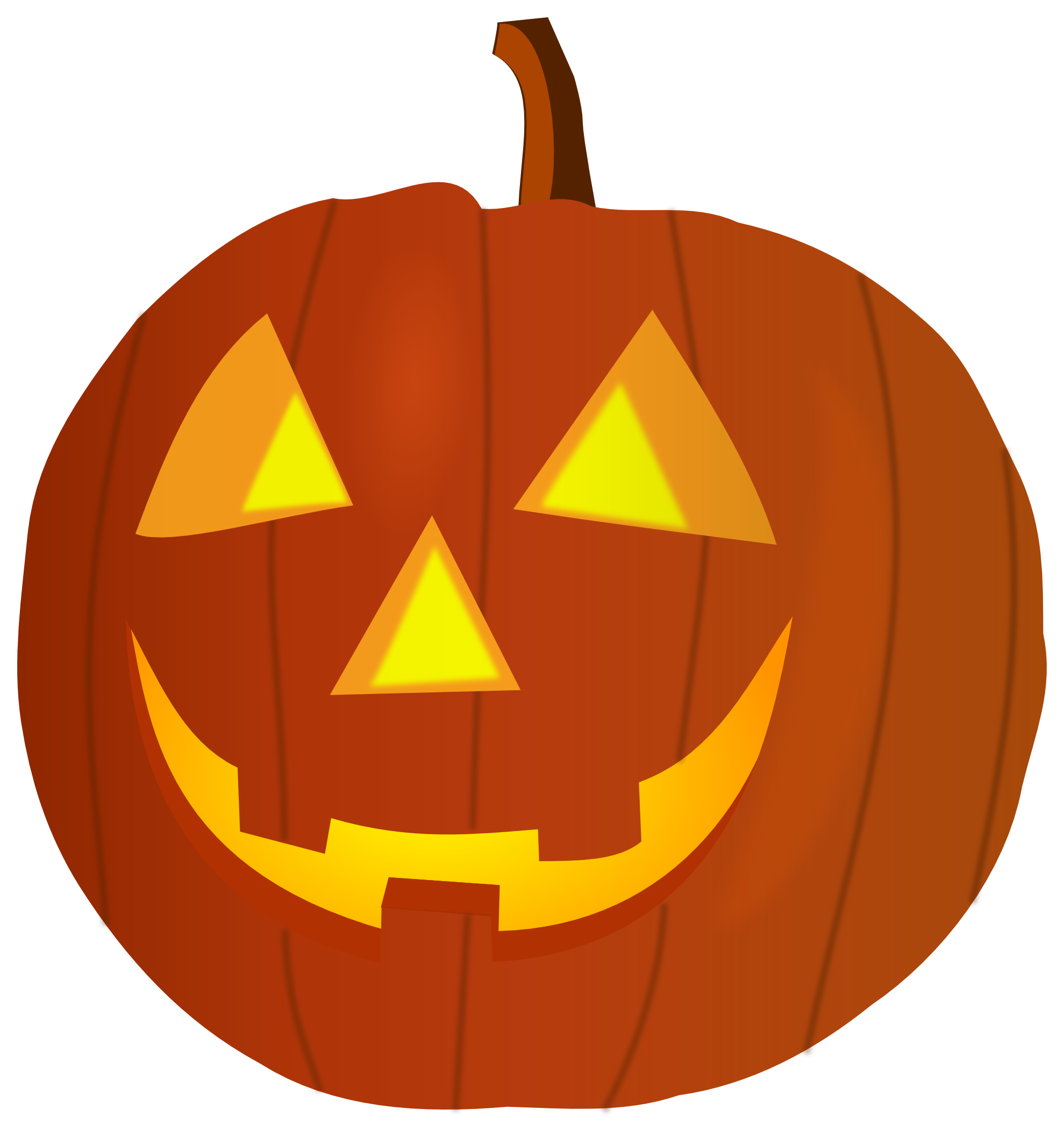 collection of happy. Pumpkin clipart group