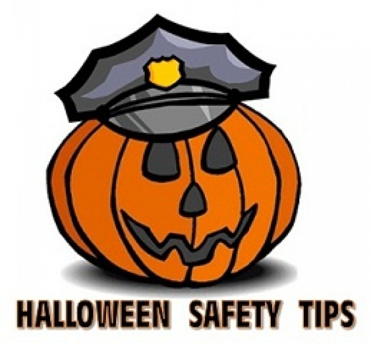 tips for staying. Clipart halloween safety