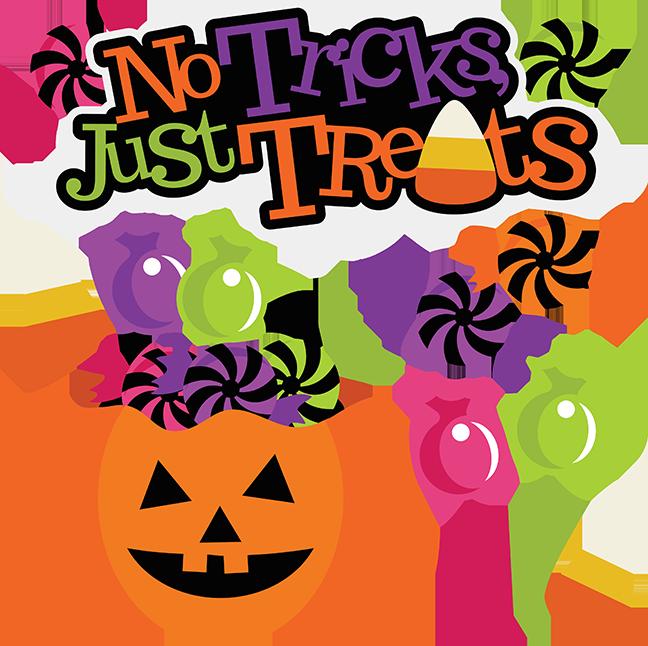collection of treats. Halloween clipart treat