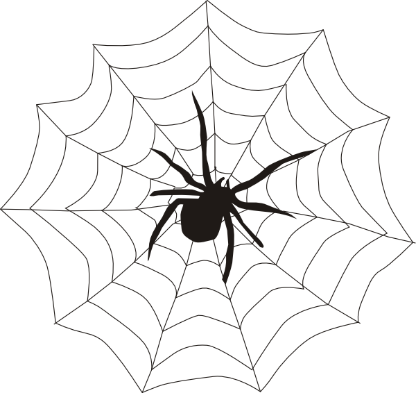 Best clipartion com holiday. Clipart halloween spider