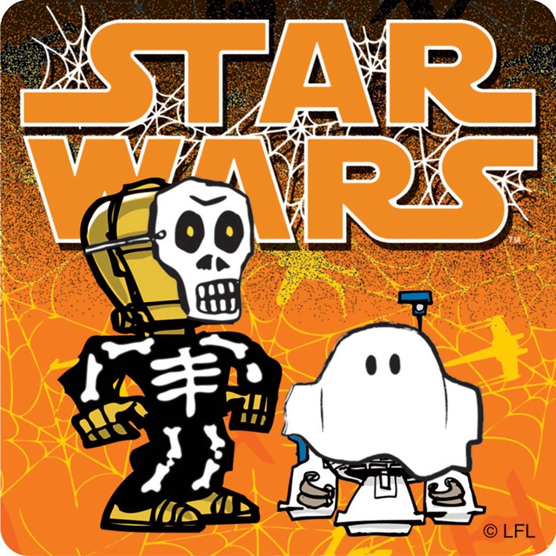 Star wars stickers from. Starwars clipart halloween