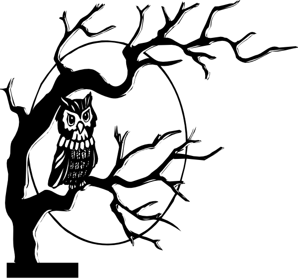 Tree transparent png pictures. Halloween clipart icon