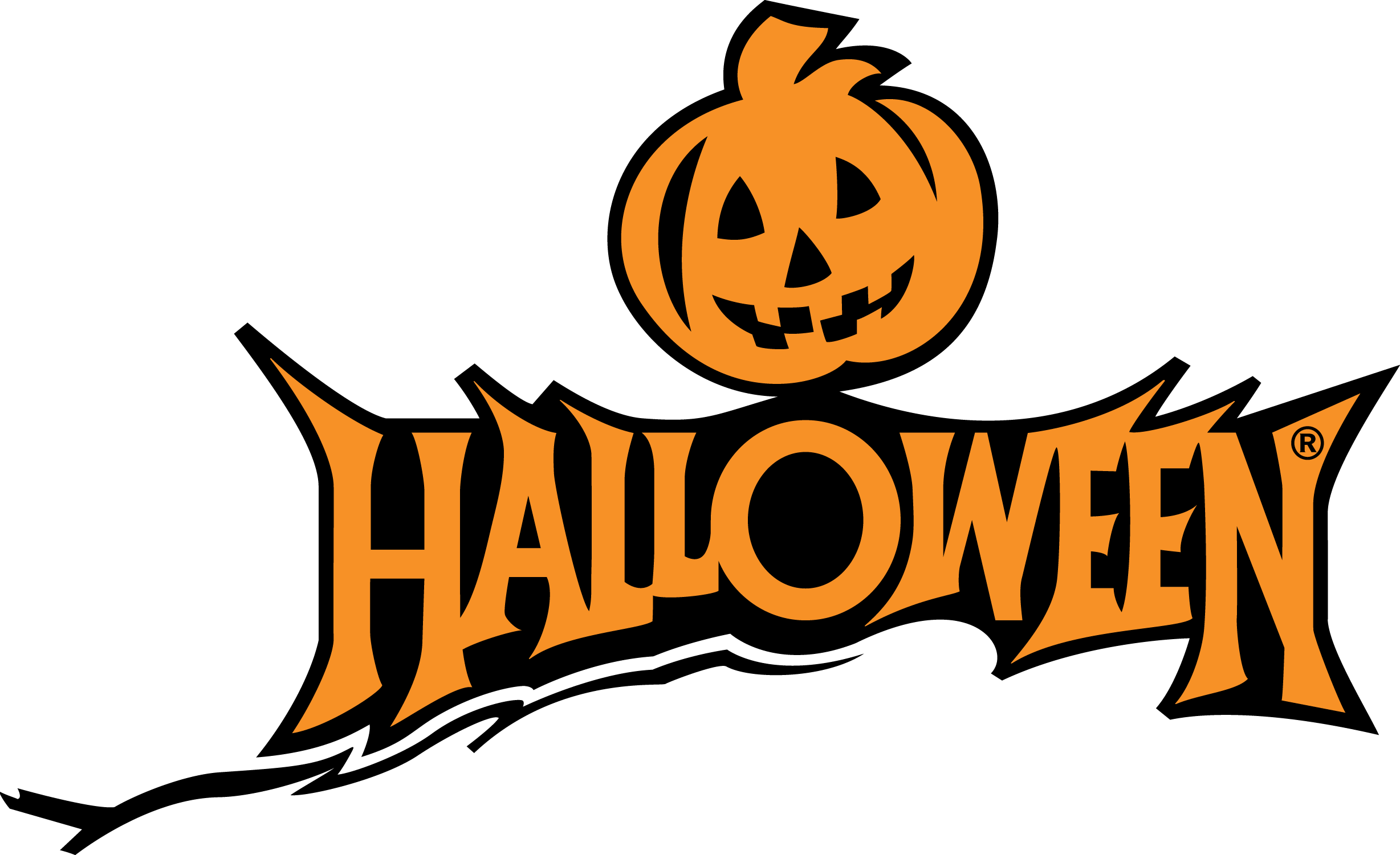 Clipart halloween thank you. Logo png