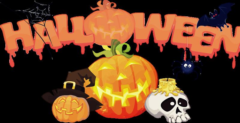 Decorations medium image png. Clipart halloween transparent background
