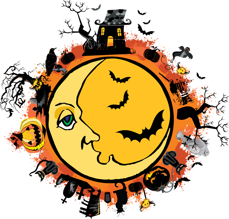 Learn about the man. Clipart halloween victorian